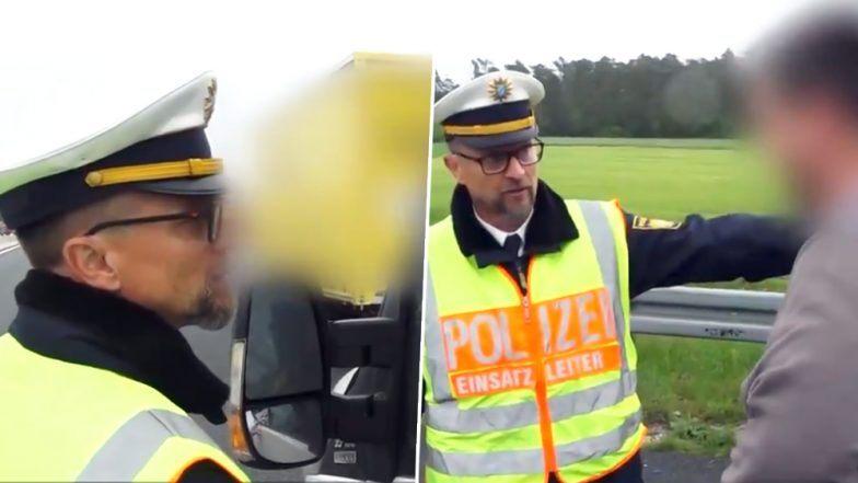 Aksi Yang Dilakukan Polisi Jerman Ini Memberikan Inspirasi Tajam Bagi Netizen Indonesia!
