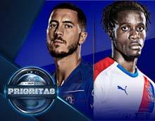Chelsea vs Crystal Palace - Liga Premier Inggris - INFOPRIORITAS.COM