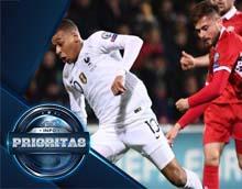 Kualifikasi Piala Eropa 2020 - Perancis vs Moldova - www.infoprioritas.com