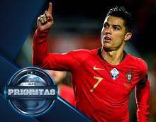 Portugal vs Lithuania - CR7 Hattrick Kualifikasi Piala Eropa 2020 - Infoprioritas.com