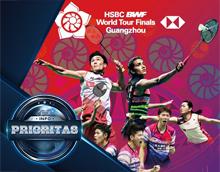BWF World Tour Finals 2019