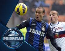 Inter Milan vs Genoa - LIga Serie A Italia