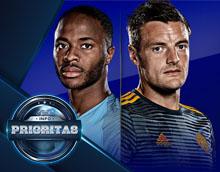 Manchester City vs Leicester City - infoprioritas.com