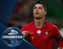 cr7 cetak gol, portugal sisihkan serbia - infoprioritas.com