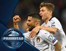 timnas italia - catatan impresif dalam kualifikasi piala eropa 2020 - www.infoprioritas.com