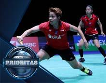Greysia Polii dan Apriyani Rahayu ke Semi Final Indonesia Masters 2020 - Infoprioritas.com