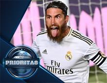 Penalti Sergio Ramos Pastikan Real Madrid Dapat 3 Poin
