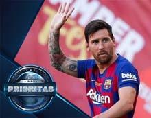 Messi Ingin Hengkang, Ini Pesan Mantan Presiden Barcelona