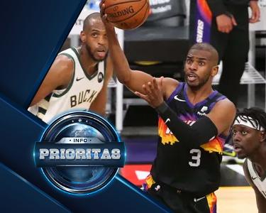 Final NBA Sengit, Bucks Vs Suns Kini Imbang