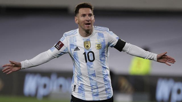 Messi Gemilang, Cetak Hattrick ke Gawang Bolvia di Kualifikasi Piala Dunia 2022