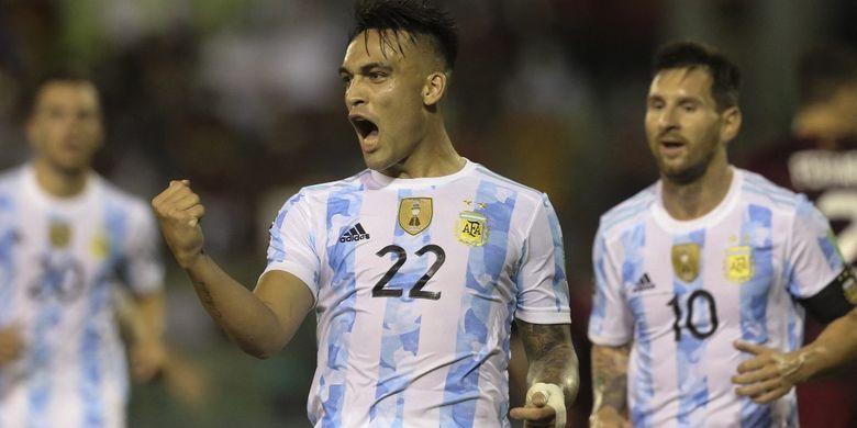 Argentina Menang di Kualifikasi Piala Dunia, Messi Dapat Tekel Horor