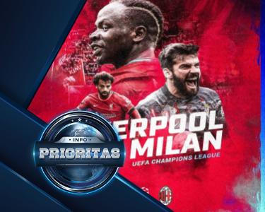Liverpool Menangi Duel Sengit Kontra Milan di Matchday Pertama Liga Champions