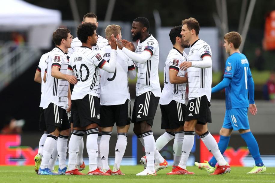 Jerman Petik Kemenangan 4-0 Atas Islandia di Kualifikasi Piala Dunia 2022