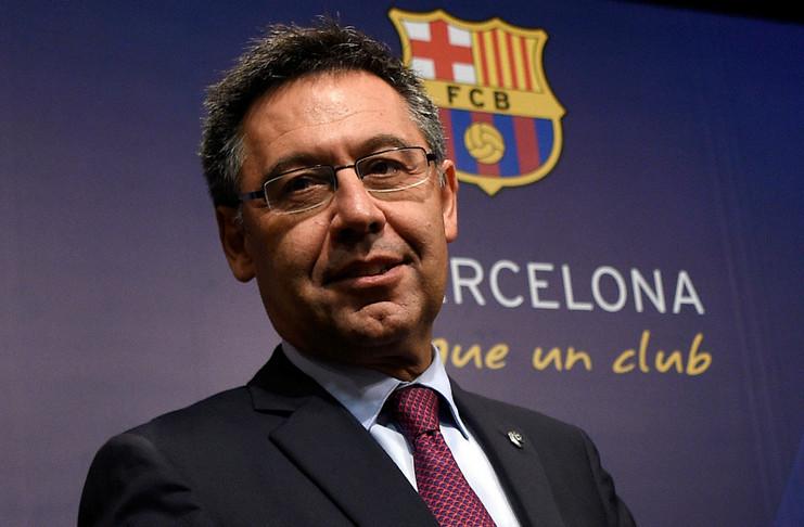 Pembelaan Presiden Barcelona