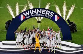 Tekuk Spanyol, Prancis Juara UEFA Nations League 2021