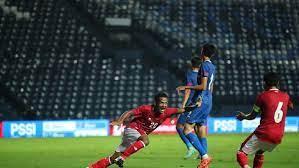 Gol Pemain Debutan Asal Papua Beri Kemenangan Bagi Timnas Indonesia versus Taiwan