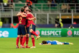 Ferran Torres Brace, Spanyol Singkirkan Italia dan Lolos ke Final UEFA Nations League 2021